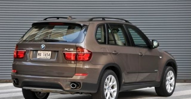2010 BMW X5 xDrive35i  第4張相片