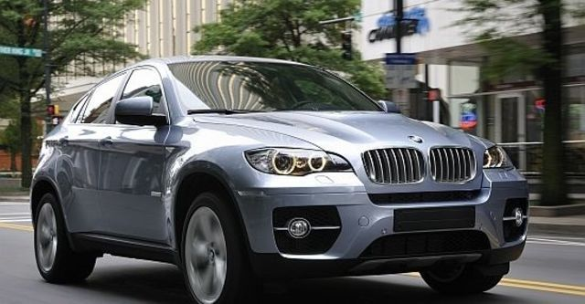 2010 BMW X6 ActiveHybrid  第1張相片
