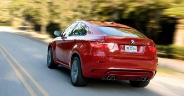 2010 BMW X6 M 4.4  第5張相片