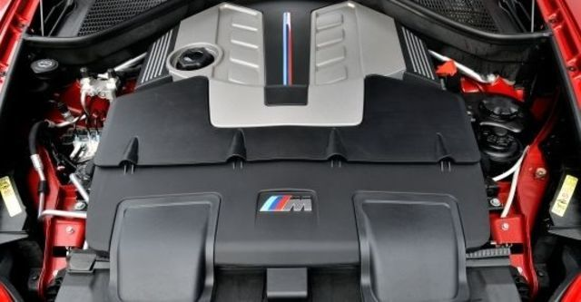 2010 BMW X6 M 4.4  第10張相片