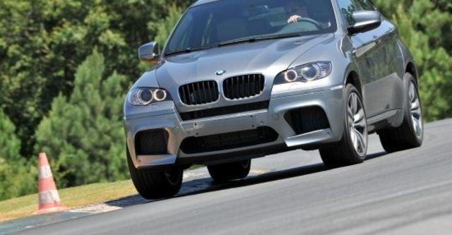 2010 BMW X6 M 4.4  第11張相片