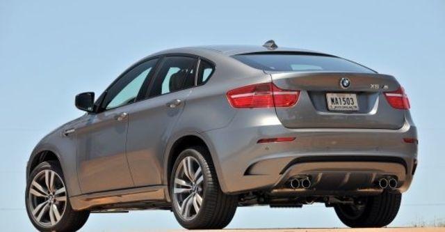 2010 BMW X6 M 4.4  第13張相片