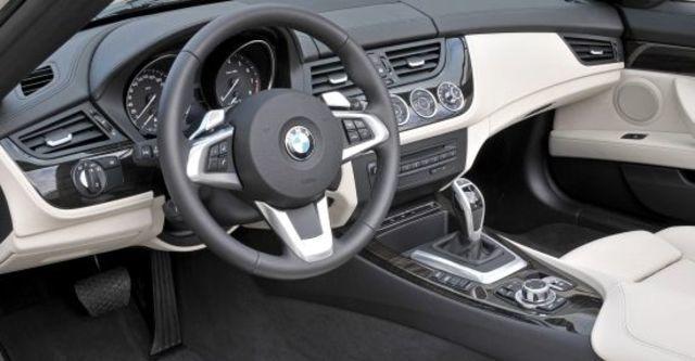 2010 BMW Z4 sDrive35i  第8張相片