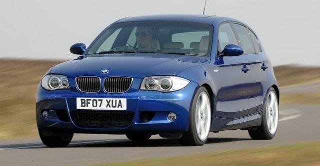 2009 BMW 1-Series 120d  第3張相片