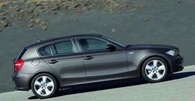 2009 BMW 1-Series 120d  第5張相片