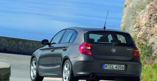 2009 BMW 1-Series 120d  第6張相片