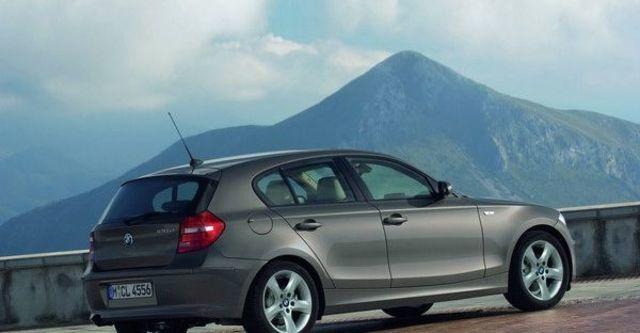 2009 BMW 1-Series 120d  第8張相片