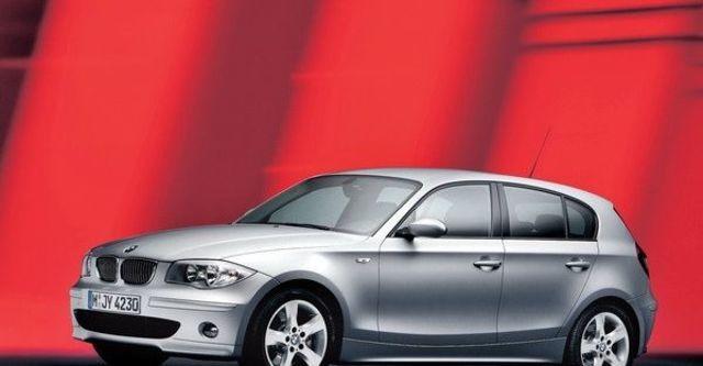 2009 BMW 1-Series 120i  第11張相片