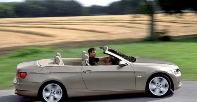 2009 BMW 3 Series Convertible 320i  第1張相片