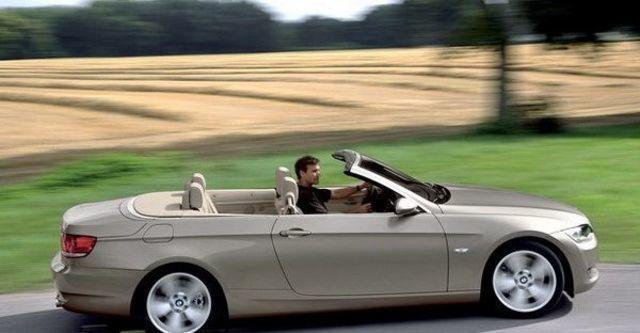 2009 BMW 3 Series Convertible 325i