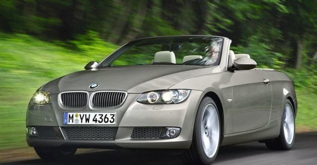 2009 BMW 3 Series Convertible 325i  第7張相片