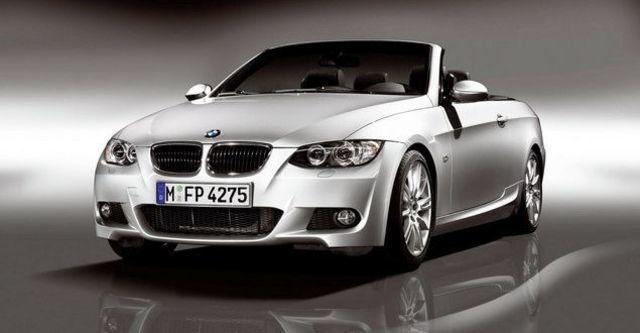 2009 BMW 3 Series Convertible 335i  第8張相片