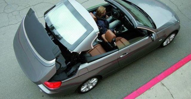 2009 BMW 3 Series Convertible 335i  第10張相片