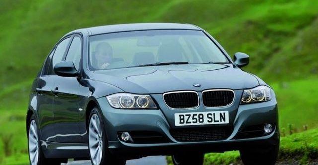2009 BMW 3-Series Sedan 330i  第1張相片