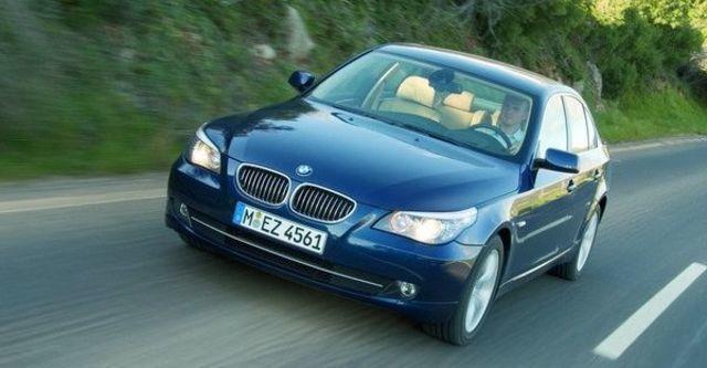 2009 BMW 5-Series 520d  第1張相片