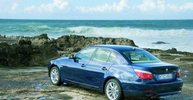 2009 BMW 5-Series 520d  第5張相片