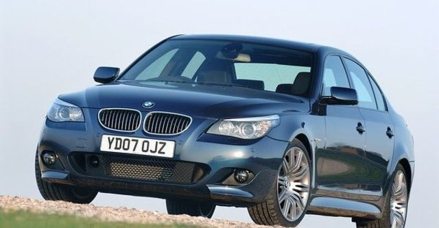 2009 BMW 5-Series 535d  第4張相片