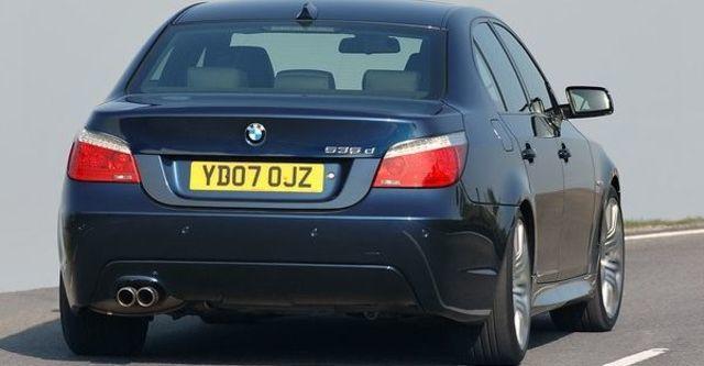 2009 BMW 5-Series 535d  第6張相片