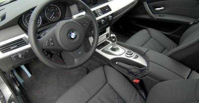 2009 BMW 5-Series 535d  第8張相片