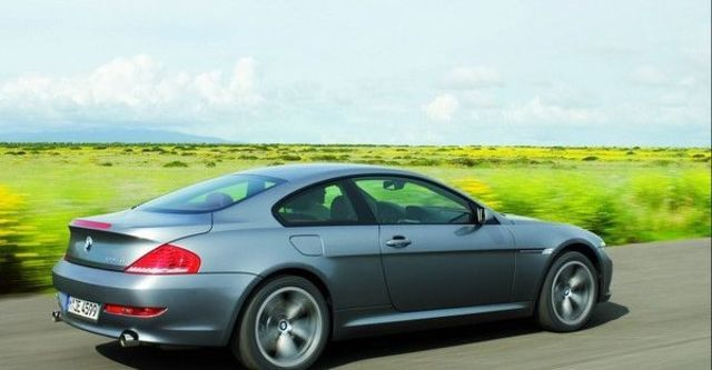 2009 BMW 6-Series 630i  第4張相片