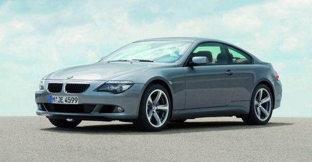 2009 BMW 6-Series 650i  第3張相片