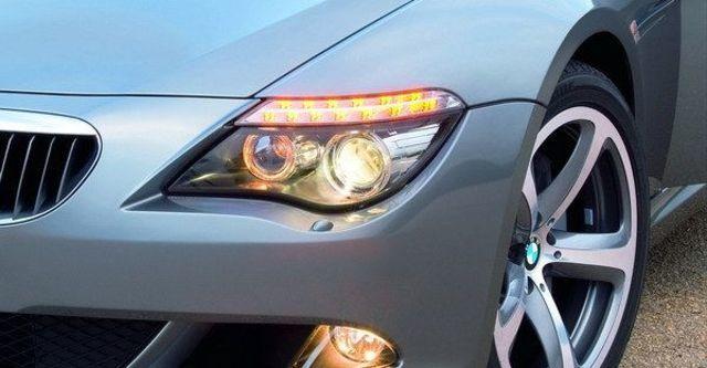 2009 BMW 6-Series 650i  第8張相片
