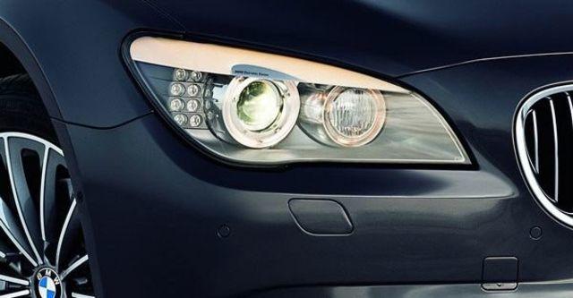 2009 BMW 7 Series 730d  第4張相片