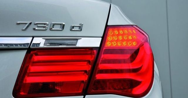 2009 BMW 7 Series 730d  第5張相片