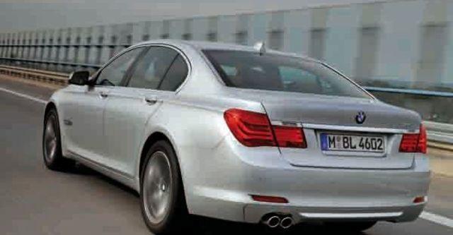 2009 BMW 7 Series 730d  第6張相片