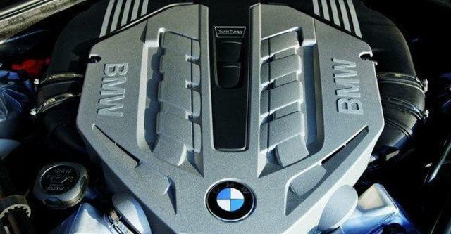 2009 BMW 7 Series 740i  第12張相片