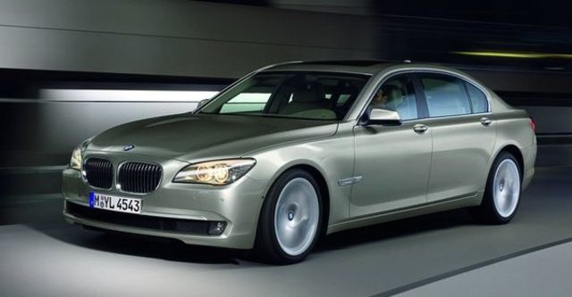 2009 BMW 7 Series 750Li  第1張相片