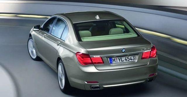2009 BMW 7 Series 750Li  第6張相片