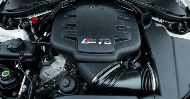 2009 BMW M3 M-DCT  第6張相片