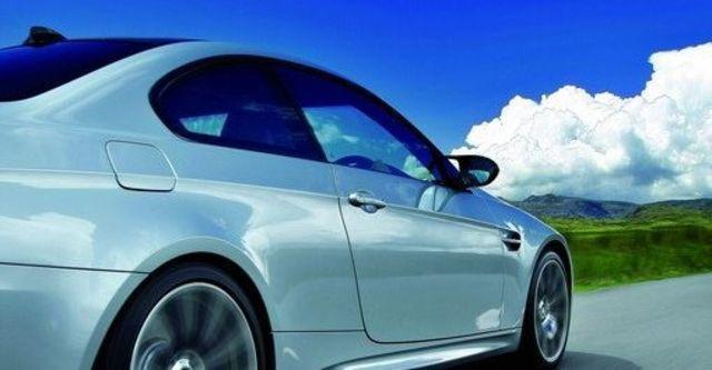 2009 BMW M3 M-DCT  第7張相片