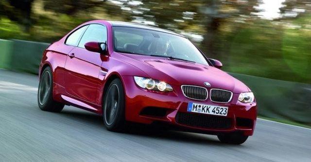 2009 BMW M3 M-DCT  第9張相片