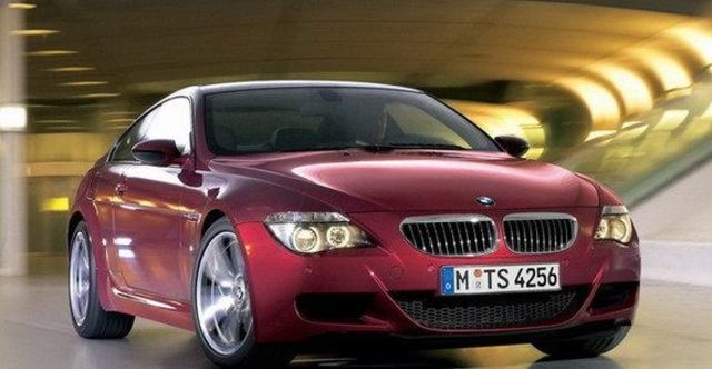 2009 BMW M6 Coupe
