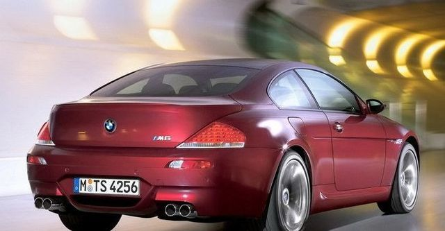 2009 BMW M6 Coupe  第4張相片