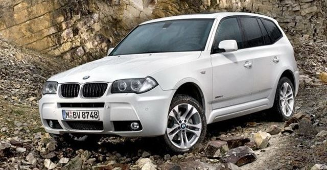 2009 BMW X3 xDrive 30i  第1張相片