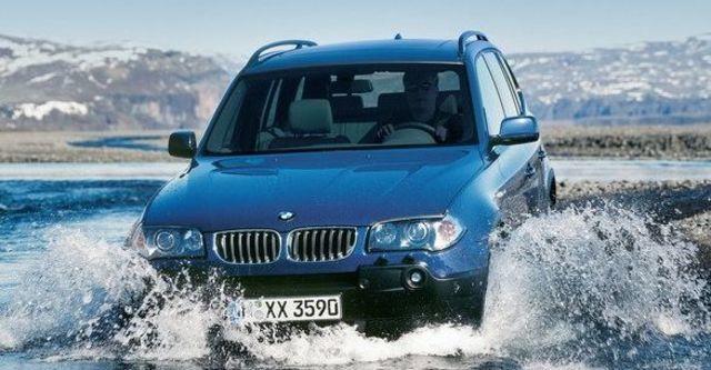 2009 BMW X3 xDrive 30i  第8張相片