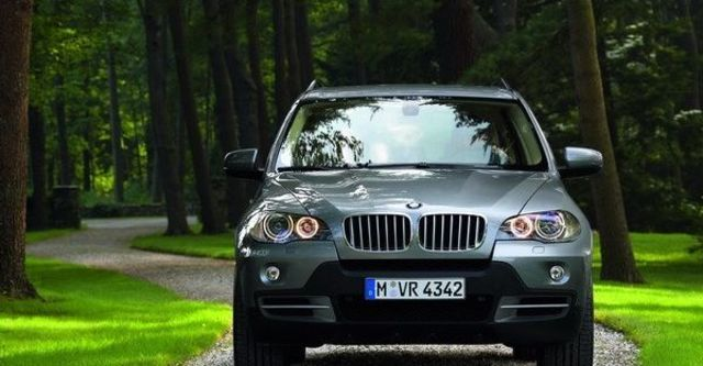 2009 BMW X5 xDrive 35d  第8張相片
