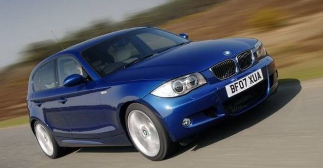 2008 BMW 1 Series 120d  第1張相片