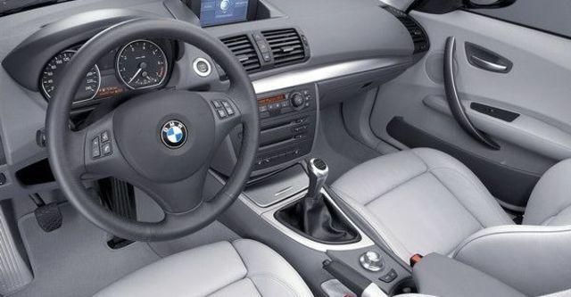 2008 BMW 1 Series 120d  第4張相片