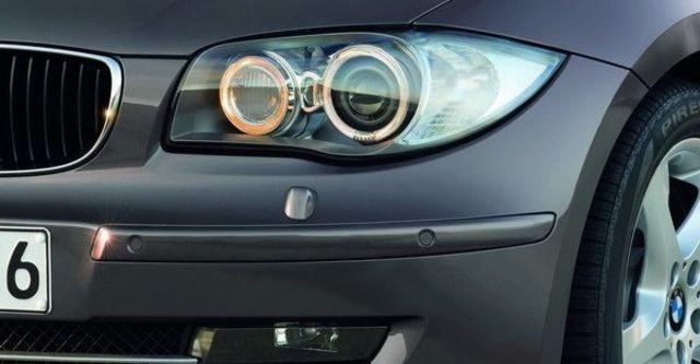 2008 BMW 1 Series 120d  第7張相片