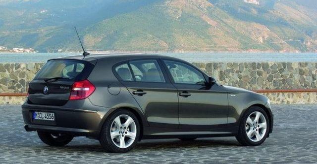 2008 BMW 1 Series 120d  第9張相片