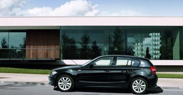 2008 BMW 1 Series 120d  第10張相片