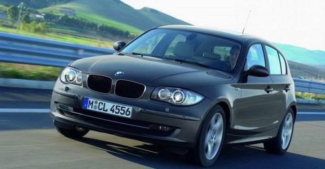 2008 BMW 1 Series 120i  第1張相片