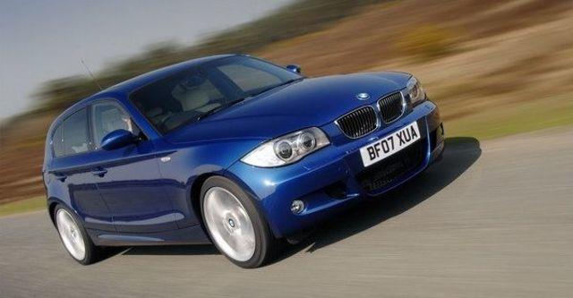 2008 BMW 1 Series 120i  第4張相片