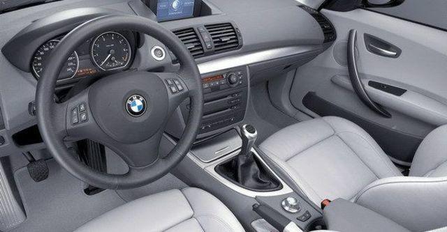 2008 BMW 1 Series 120i  第5張相片