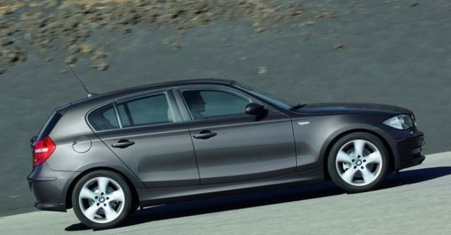 2008 BMW 1 Series 120i  第6張相片