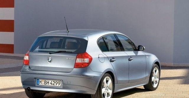2008 BMW 1 Series 120i  第9張相片